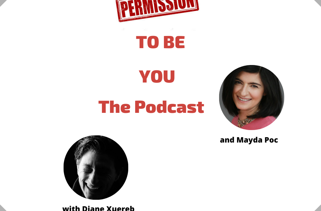 Permission to be you – cancer saved my life