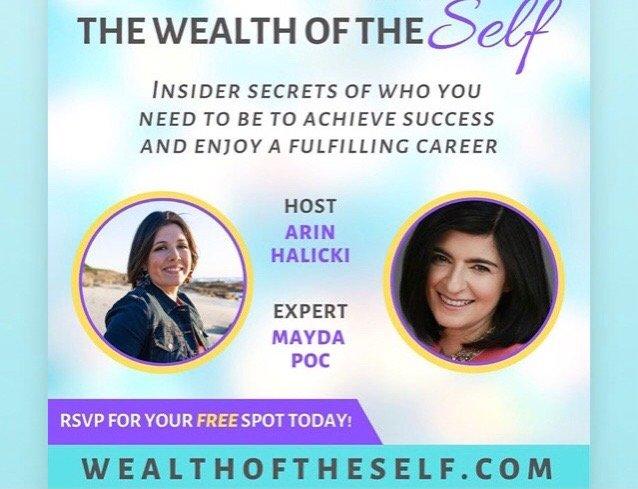 Wealth of the Self – Telesummit